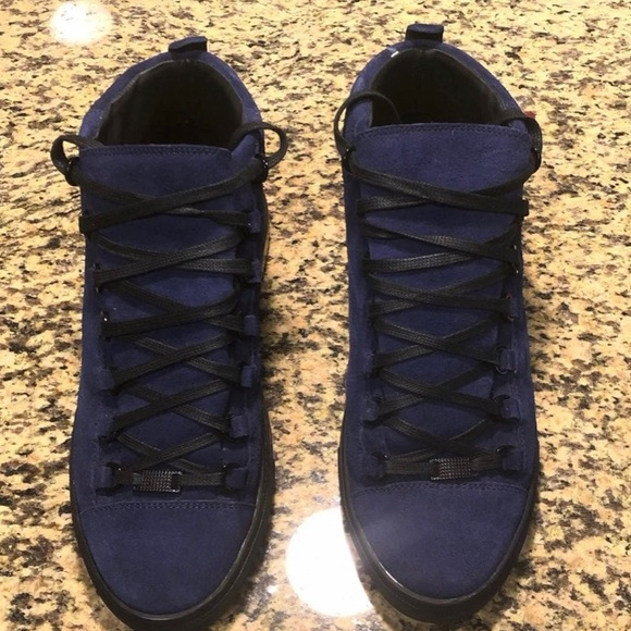 Balenciaga Other - Balenciaga arena sneakers size 42 men